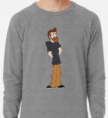 Scooby-doo Style Lightweight Sweatshirt