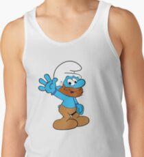 Smurfs Style! Tank Top