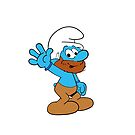 Smurfs Style! by ProPaul