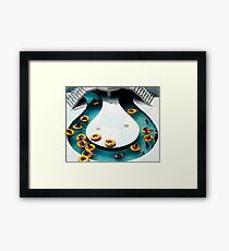 """ You Tube "".... Framed Print"