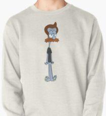Spongebob Square Pants Style! Pullover Sweatshirt