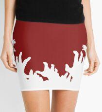 Zombies Mini Skirt
