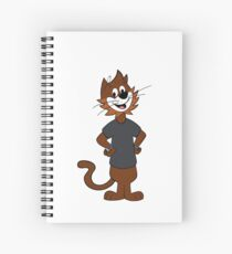 Top Cat Style! Spiral Notebook