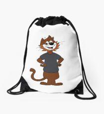 Top Cat Style! Drawstring Bag