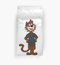 Top Cat Style! Duvet Cover