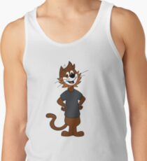 Top Cat Style! Tank Top