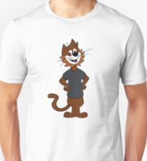 Top Cat Style! Slim Fit T-Shirt