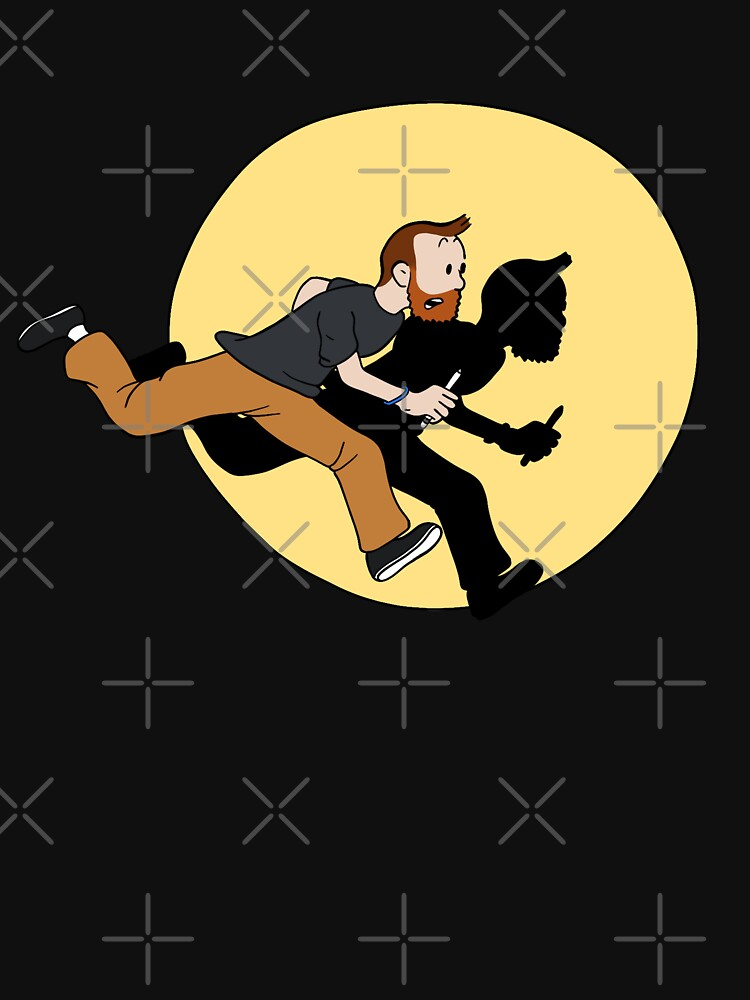 Tintin Style! by ProPaul