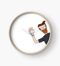 Wheres Wally Style! Clock
