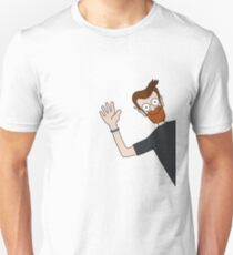 Wheres Wally Style! Slim Fit T-Shirt