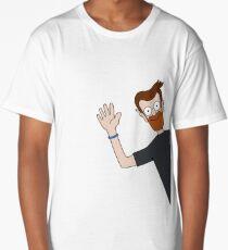 Wheres Wally Style! Long T-Shirt