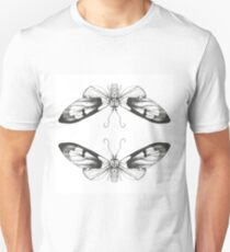 Moth Art Print T-Shirt