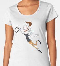 Red Bull Style! Premium Scoop T-Shirt