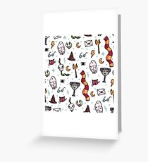Premium Quality Pattern  Greeting Card