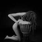 Drum n Nude by opiumfire