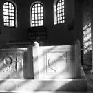 Basilica of Sant'Eufemia - detail of the apse by sstarlightss