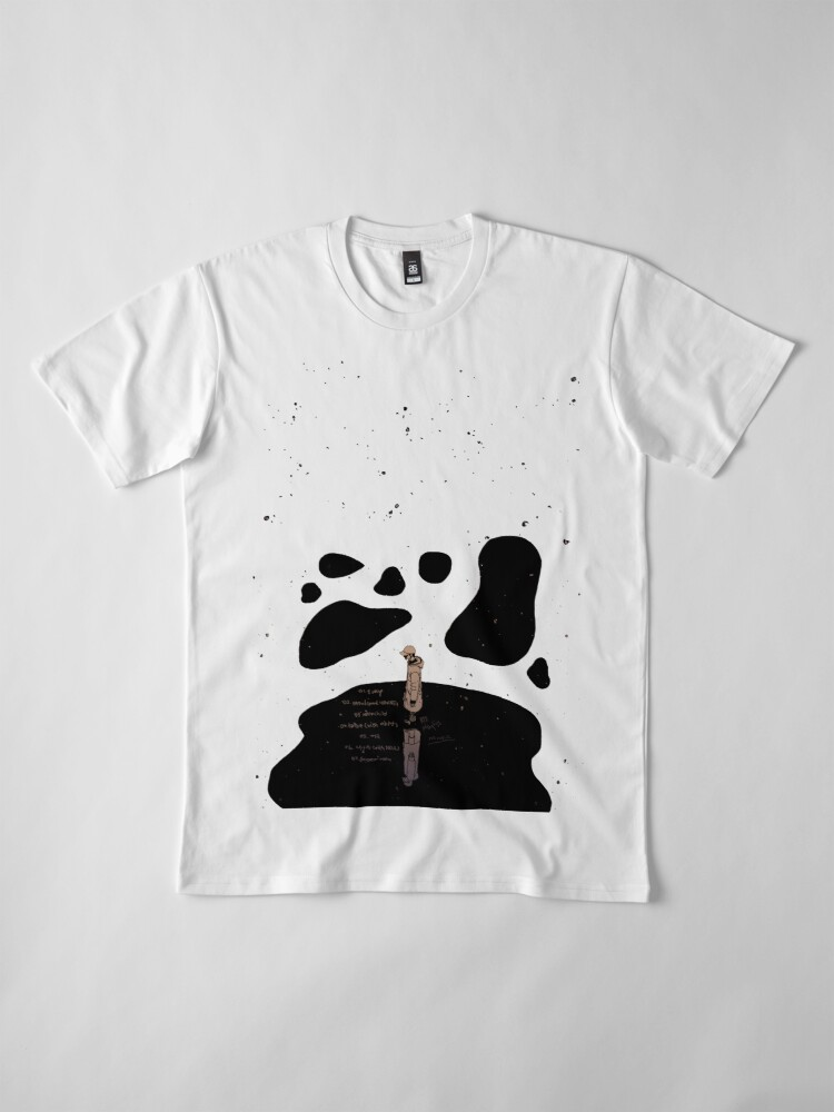 Alternate view of ΜΟΝΟ -RM -Forever rain Premium T-Shirt