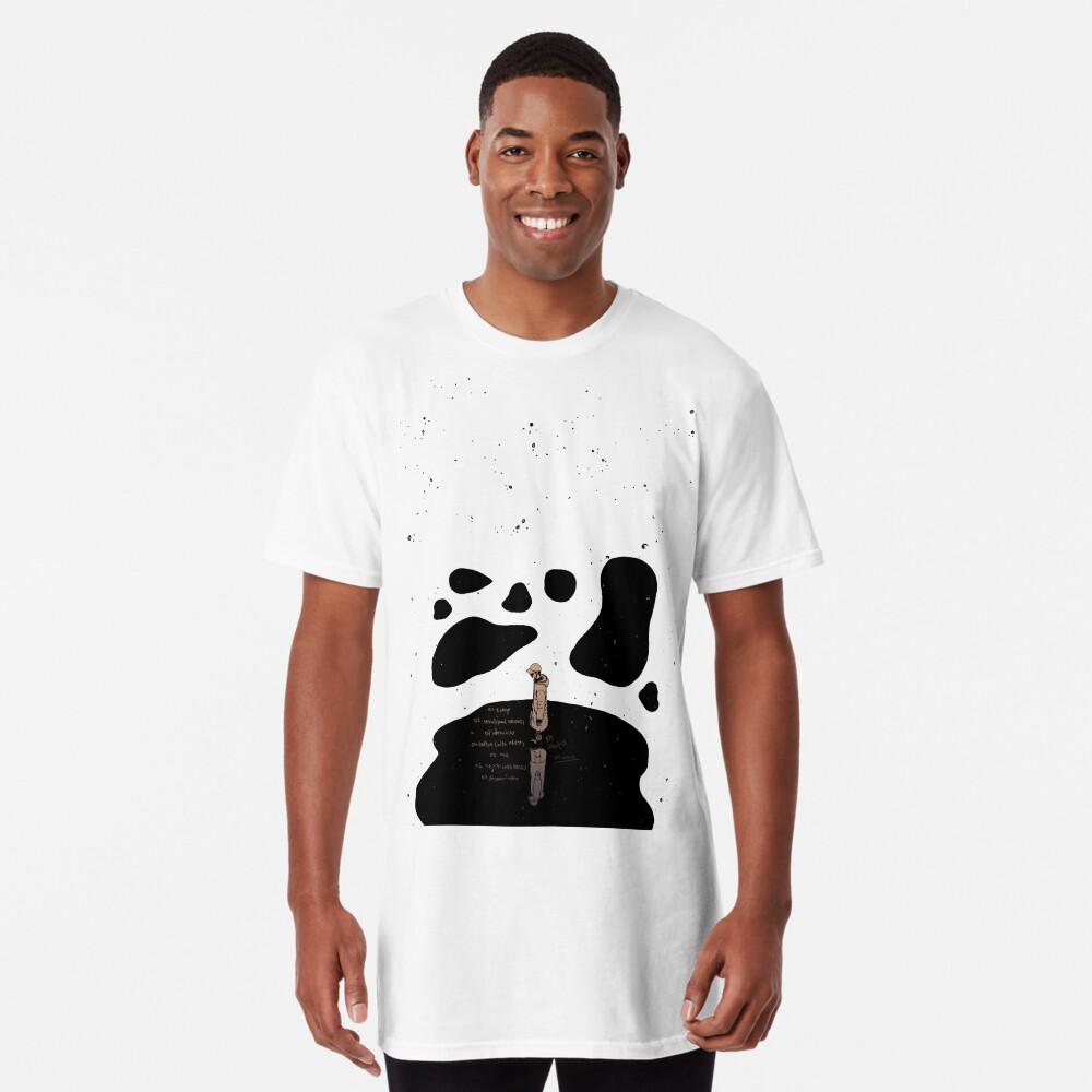ΜΟΝΟ -RM -Forever rain Long T-Shirt