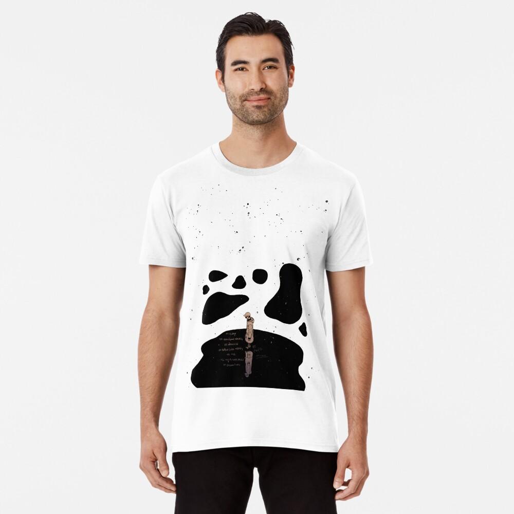 ΜΟΝΟ -RM -Forever rain Premium T-Shirt