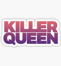 5SOS Killer Queen Sticker