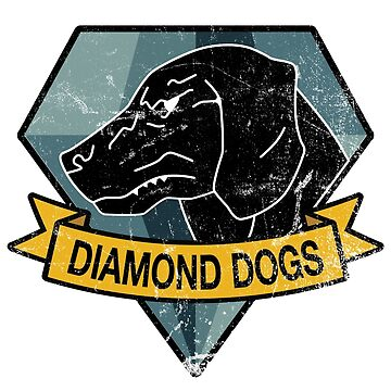 MGS - DIAMOND DOGS Logo by steviecomyn