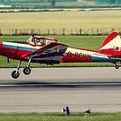 DHC-1A Supermunk G-BCKN by Colin Smedley
