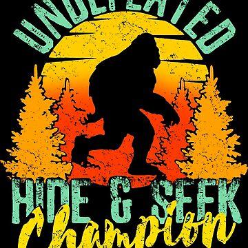 Hide And Seek Champion by hernandez667
