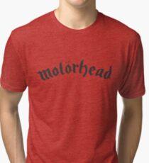 Motorhead Tri-blend T-Shirt