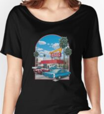 in n out logo Women's Relaxed Fit T-Shirt