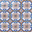 Portugese Azulejos Tiles by eyeshoot