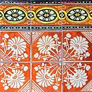 Traditional Portuguese Azulejos Tiles by eyeshoot