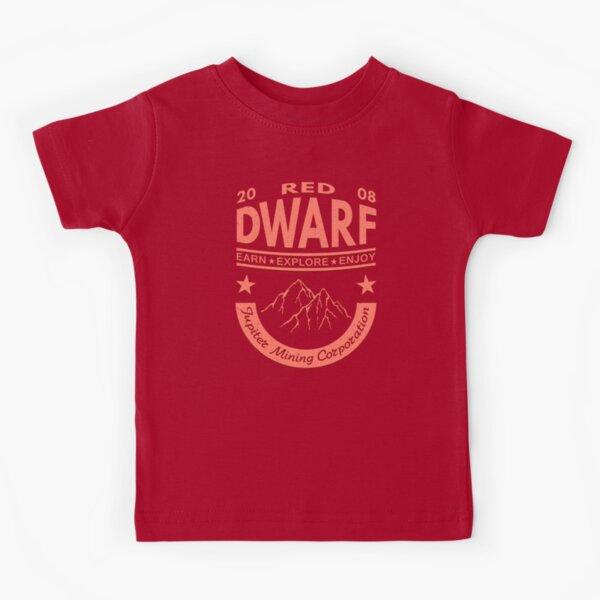 Jupiter Mining Red Dwarf inspired Fan T-Shirt Retro Classic British TV NEW