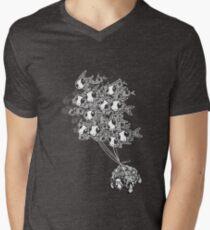 Turtle Express Men's V-Neck T-Shirt