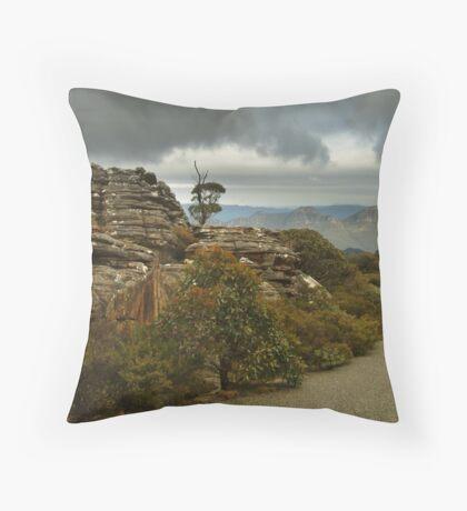Mt William Grampians  Throw Pillow