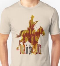 Duel in the Saddle 2  T-Shirt