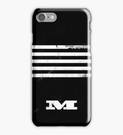 """Big Bang """"MADE"""" Logo iPhone Case/Skin"""