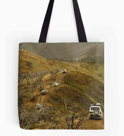 Mt Blue Rag,Victorian High Country Tote Bag
