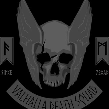 Valhalla Death Squad by d13design