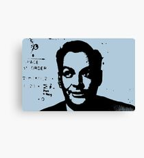 Richard Feynman Canvas Print