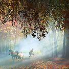Autumn Run by Igor Zenin