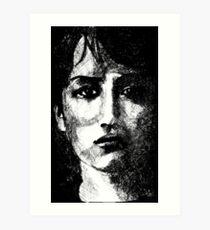 Camille Claudel Art Print