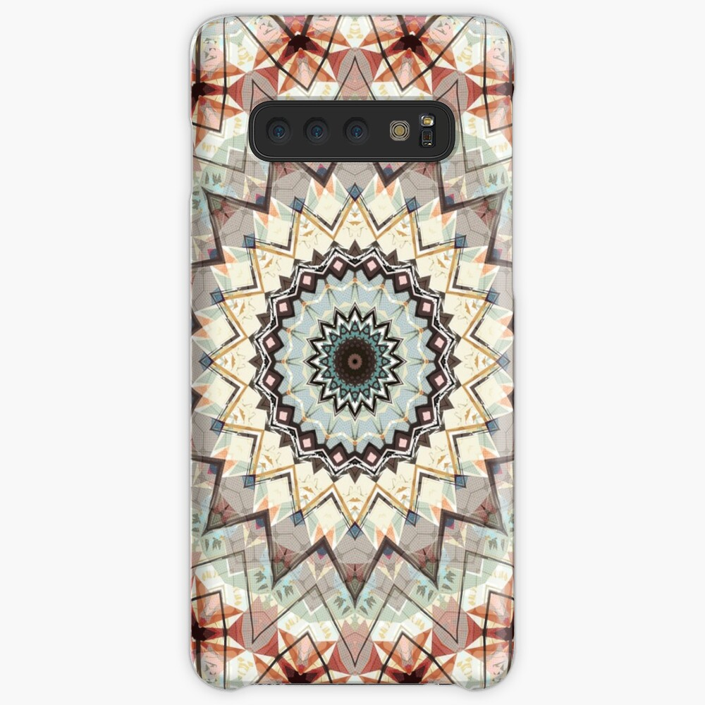 Autumn Colors Abstract Case & Skin for Samsung Galaxy