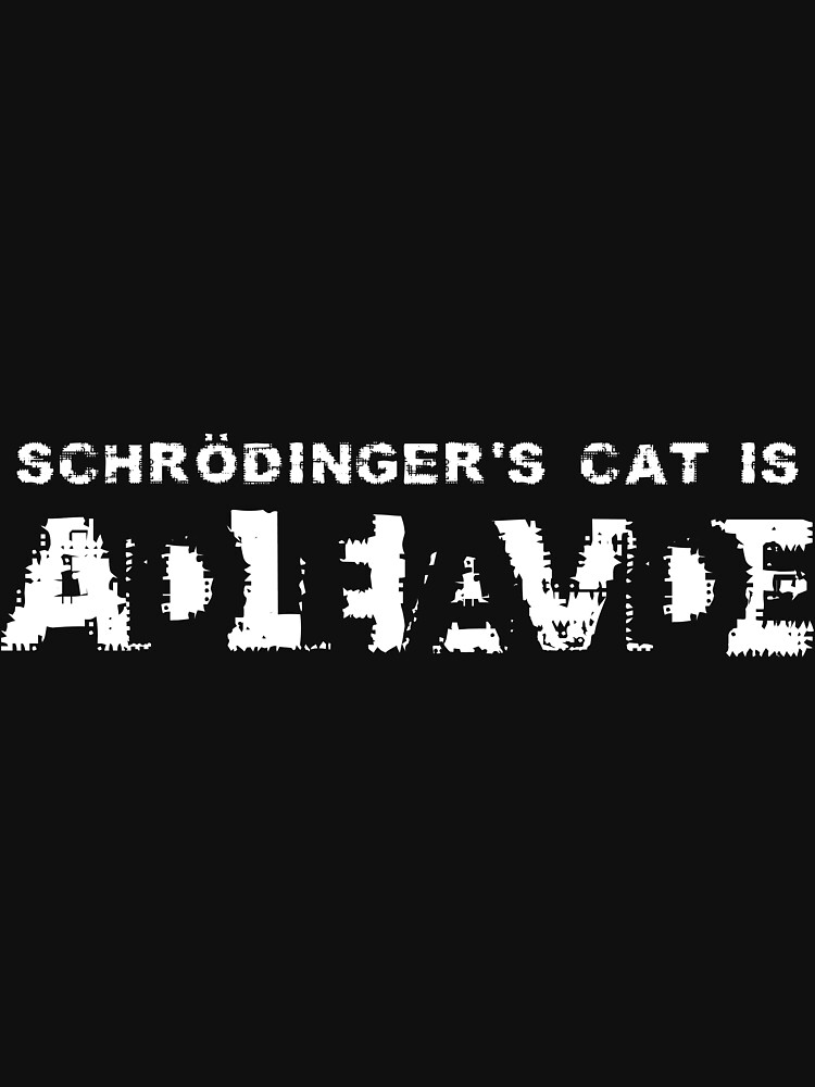 Schrödinger cat by xGatherSeven