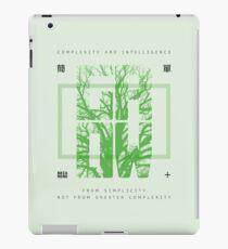 GROW iPad-Hülle & Klebefolie