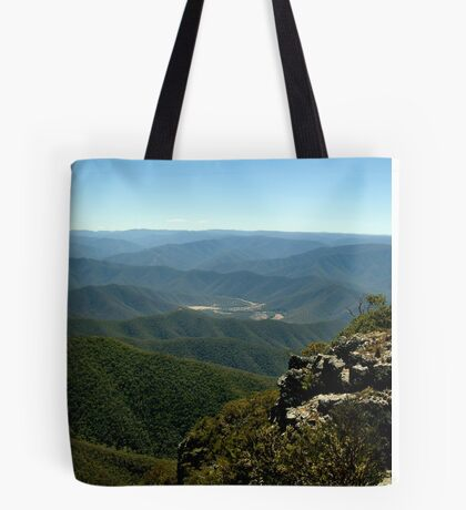 Billy Goat Bluff Track,Victorian High Country Tote Bag