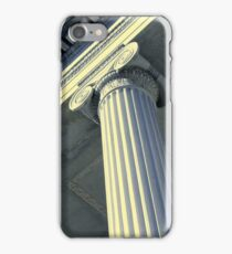 Tops of the Columns iPhone Case/Skin