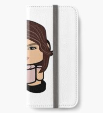 Lady Best POLITICO'BOT Toy Robot iPhone Wallet/Case/Skin