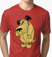 Laughing Muttley Tri-blend T-Shirt