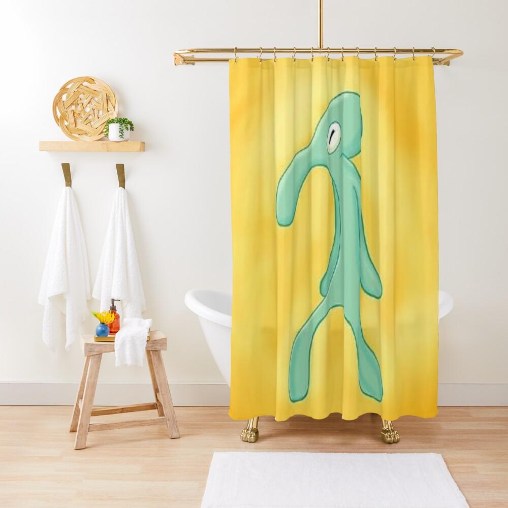 Bold And Brash  Shower Curtain