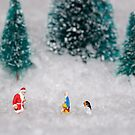 Santas Special Visit 1 by Steve Purnell